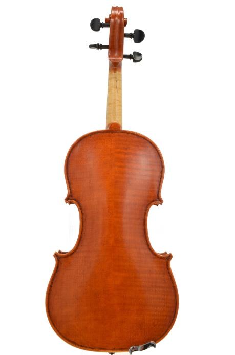 Violin #50 back
