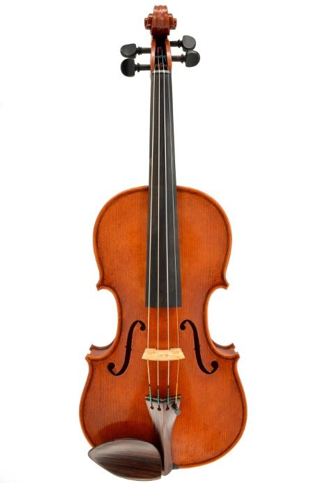 Violin #50 front